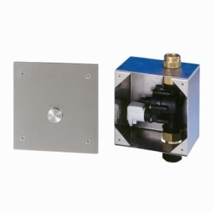 Nuplovimo daviklis SANELA WC sensorinis su piezo sistema 24V, antivandalinis Urinalai, pisuarai