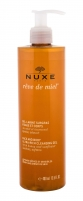 Nuxe Reve de Miel Face And Body Rich Cleansing Gel Cosmetic 400ml Veido valymo priemonės