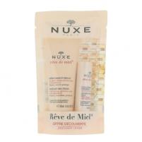 Nuxe Reve de Miel Hand And Nail Cream Cosmetic 34ml Rankų priežiūros priemonės
