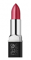 NYC New York Color City Duet 2in1 Lip Color Cosmetic 3,8g 428 The Penthouse Plums Lūpų dažai