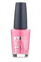 NYC New York Color Quick Dry Nail Polish Cosmetic 9,7ml 300 Spring Tulip Dekoratyvinė kosmetika nagams