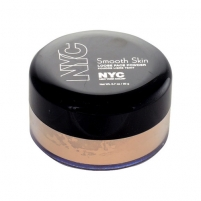 NYC New York Color Smooth Skin Loose Face Powder Cosmetic 20g 742A Naturally Beige Pudra veidui