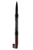 NYX Auto Eyebrow Pencil Cosmetic 0,25g 03 Medium Brown Akių pieštukai ir kontūrai