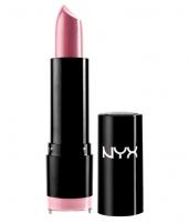 NYX Extra Creamy Round Lipstick Cosmetic 4g 595 Strawberry milk Lūpų dažai