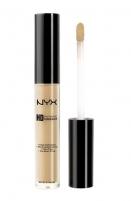 NYX HD Concealer Cosmetic 3g Maskuojamosios priemonės veidui