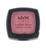 NYX Powder Blush Cosmetic 4g 13 Mauve Skaistalai veidui