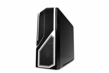 NZXT computer case Phantom 410, Black/White
