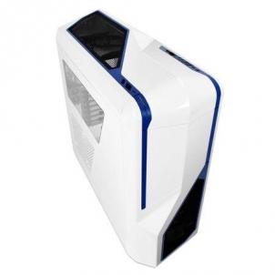 NZXT computer case Phantom 410, White/Blue