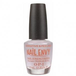 O.P.I Nail Envy Sensitive&Peeling Nail Strengthener 15ml Dekoratyvinė kosmetika nagams