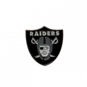 Oakland Raiders ženklelis (Logotipas)