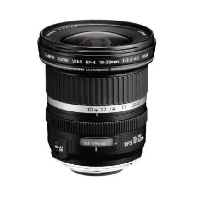Objektyvas CANON EF-S 10-22MM F/3.5-4.5 USM