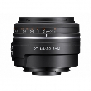 Objektyvas DT 35 f/1.8 SAM