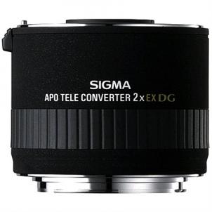 Objektyvas Sigma 2.0x EX APO DG Tele Converter for Canon Objektyvai