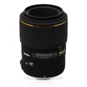 Objektyvas Sigma EX 105/2,8 Macro DG OS HSM for Nikon Objektyvai