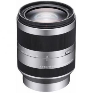 Objektyvas Sony SEL-18200 E18-200mm, F3.5-6.3 telephoto zoom lens Objektyvai