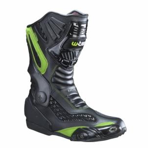 Odiniai motociklininko batai W-TEC NF-6003 Braucējs apģērbs