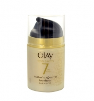 Olay Total Effects 7-in-1 BB Cream SPF15 Cosmetic 50ml shade Medium Makiažo pagrindas veidui