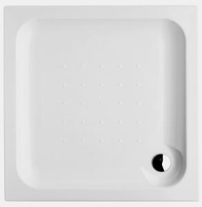 OLYMP Dušo padėklas 80 x 80 x 8cm, kvadratinis, statomas, akrilinis Shower tray