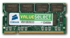Operational memory CORSAIR DDR2 2GB SODIMM 667MHZ CL5
