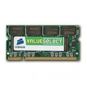 Oper.atmintis CORSAIR DDR2 2GB SODIMM 800MHZ CL5