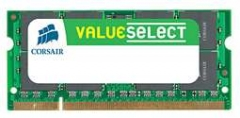Operational memory CORSAIR DDR3-1066 2G SODIMM