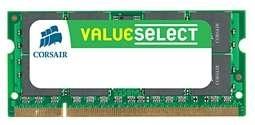Operational memory CORSAIR DDR3 4GB 1066MHZ SODIMM