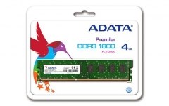 Operational memory ADATA DDR3 4GB 1600MHz 11CL, 1,5V