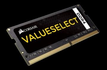 Operational memory Corsair ValueSelect 2x4GB 2133MHz DDR4 SODIMM C15 1.2 V