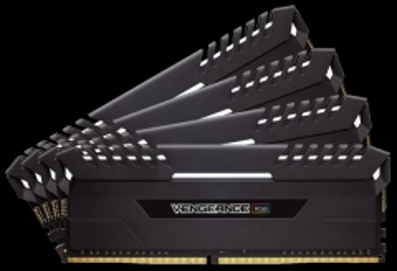 Operatyvinė atmintis Corsair Vengeance LED RGB 32GB (4 x 8GB) DDR4 3000MHz C15