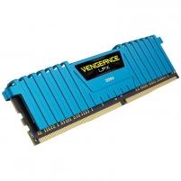 Operatyvinė atmintis Corsair Vengeance® LPX 4x8GB DDR4 DRAM 2400MHz C14 Memory Kit - Blue