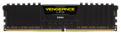 Operational memory Corsair Vengeance LPX Black Heat spreader DDR4, 2400MHz 8GB 1 x 288DIMM