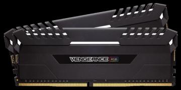 Operatyvinė atmintis Corsair Vengeance RGB Series LED 2x 32GB, 3800MHz DDR4 CL19