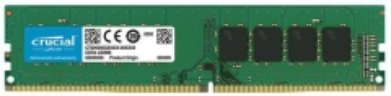 Operatyvinė atmintis Crucial 16GB 2666MHz DDR4 CL19 Unbuffered DIMM