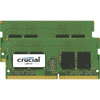 Operatyvinė atmintis Crucial 2x4GB DDR4 SODIMM 2400MHz CL17 1.2V