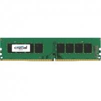 Operatyvinė atmintis Crucial 8 GB, DDR4, 288-pin DIMM, 2400 MHz, Memory voltage 1.2 V, ECC No