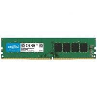 Operatyvinė atmintis Crucial 8 GB, DDR4, 288-pin UDIMM, 2666 MHz, Memory voltage 1.2 V, ECC No, Registered No