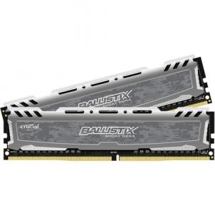 Operatyvinė atmintis Crucial DDR4, 288-pin DIMM, 2400 MHz, Memory voltage 1.2 V
