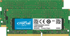 Operational memory Crucial DDR4 2x16GB 2666MHZ, SODIMM, CL19