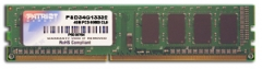 Operational memory DDR3 Patriot 4GB 1333MHz CL9
