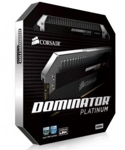 Operational memory DDR4 Corsair Dominator Platinum 32GB (4x8GB) 2666MHz PC4-21300 CL16 1.2V