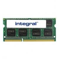 Operatyvinė atmintis Integral 8GB DDR3-1600 SoDIMM CL11 R2 Unbuffered 1.35V