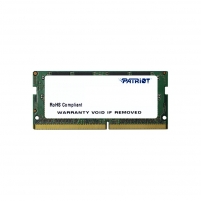 Operational memory Patriot Signature DDR4 16GB 2400MHz CL17 1.2V SO-DIMM
