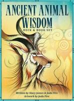 Oracle kortos Ancient Animal Wisdom