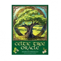Oracle kortos Celtic Tree