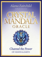 Oracle kortos Crystal Mandala