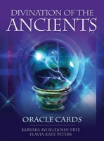 Oracle kortos Divination of the Ancients