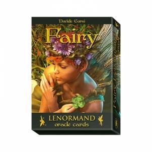 Oracle Kortos Fairy Lenormand