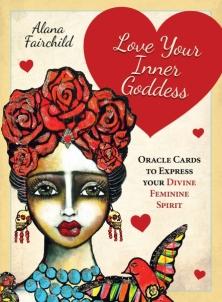 Oracle kortos Love Your Inner Goddess