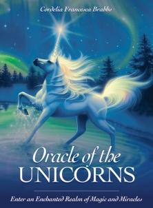 Oracle Kortos Oracle of the Unicorns Žaidimai, kortos