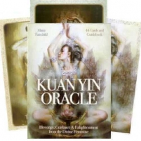 Oracle kortos Pocket Kuan Yin